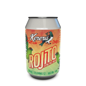 330ml can of Rojito Extra Pale Lager